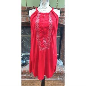 Women's too cute RED Dresses